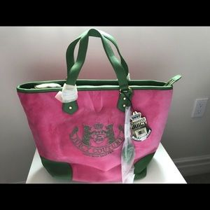 Juicy Couture Lg. Tote - New